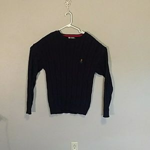 NWOT Chaps knit sweater
